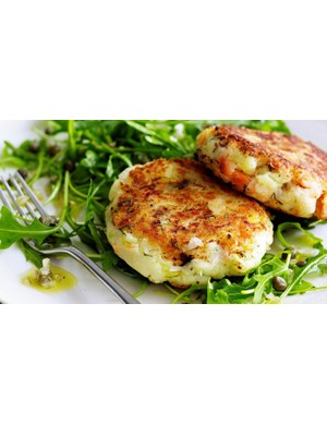 Whip up a batch of fish cakes for your weekday evening meals