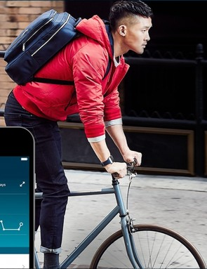 The Ionic gets Fitbit's new PurePulse optical heart rate sensor