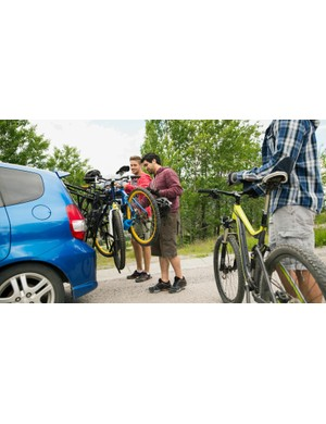 We'll show you how to fix your bike to your car boot safely and quickly