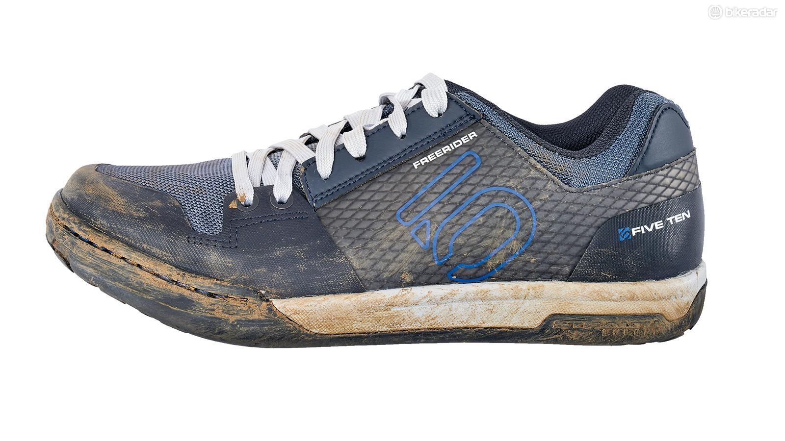 Five Ten's Freerider Contact MTB shoe