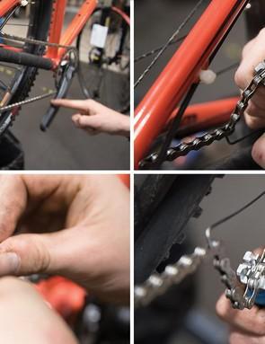 Quick fix tips: Repairing a broken chain