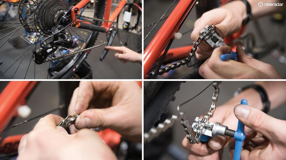 How To Fix A Broken Bike Chain Bikeradar