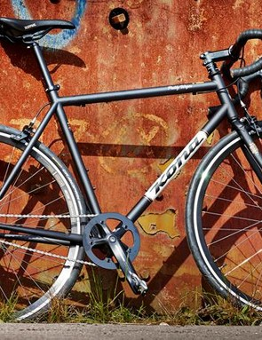 Singlespeed bikes take some getting used to, but they are a fast, low-maintenance option