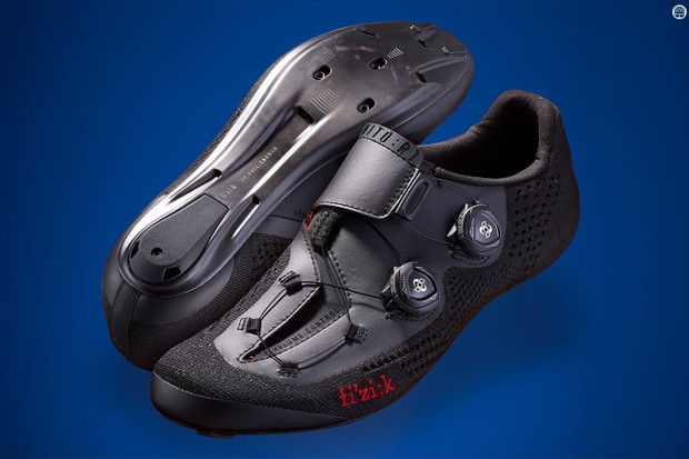3aa1c9ff861 Fizik Infinito R1 Knit shoe review