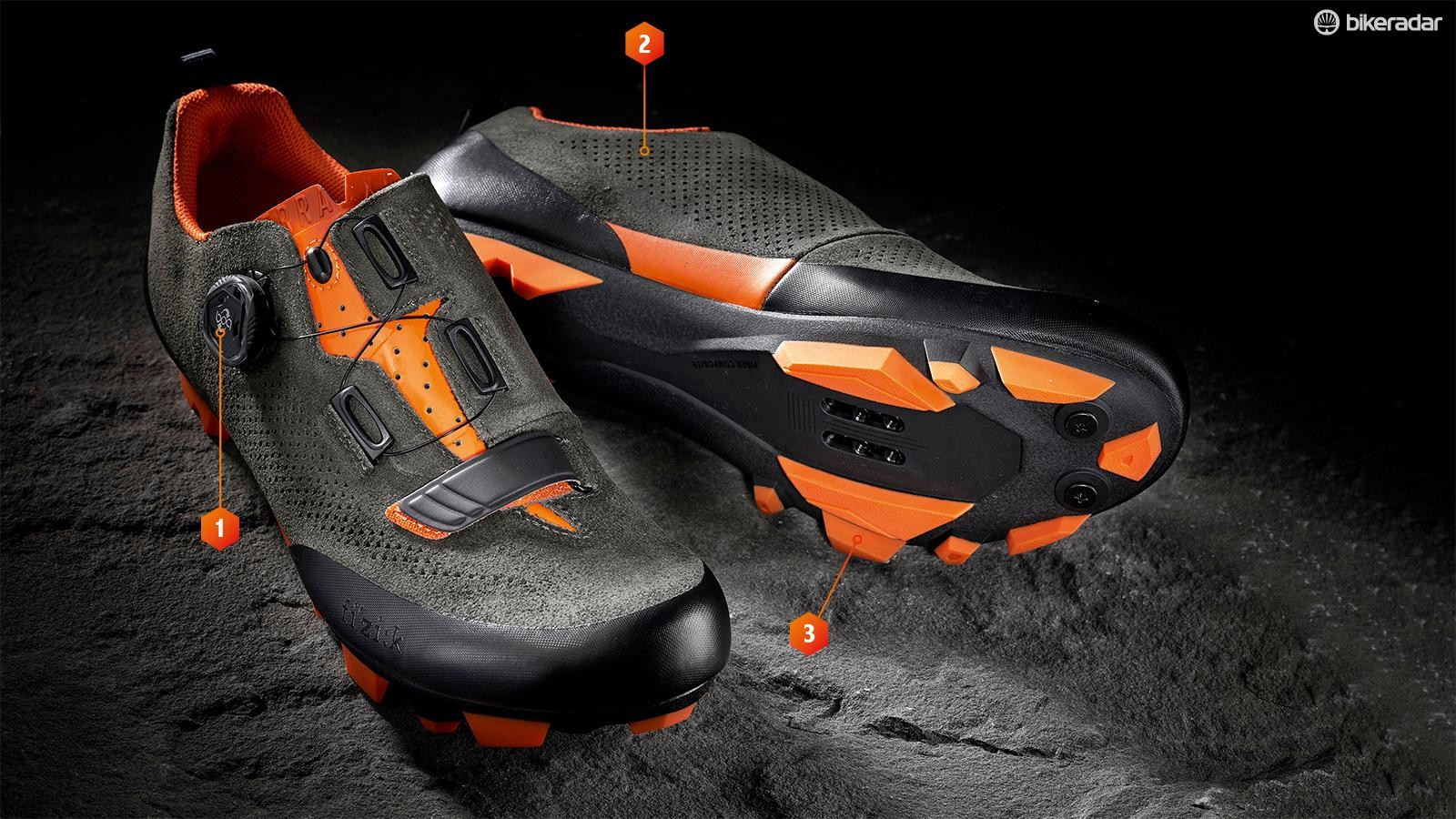 30ae608074a Fizik X5 Terra review. Stylish gravel shoes