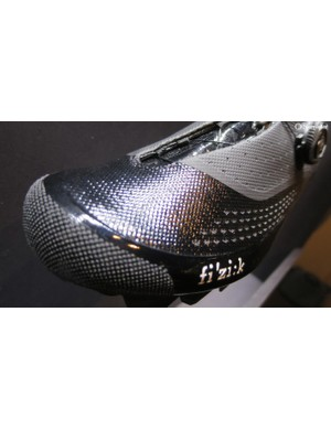The M3B's forefoot is coated to provide plenty of water resistance