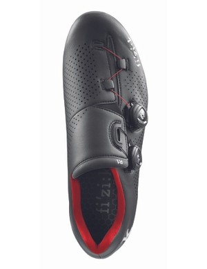 The new R1 red/black from the top