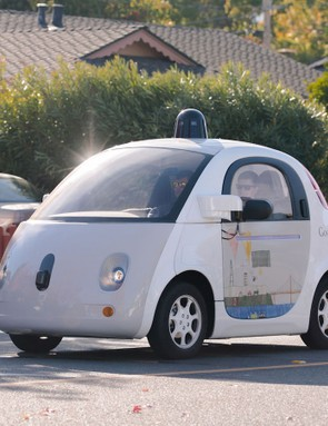 Google has been developing its self-driving cars with cyclists in mind