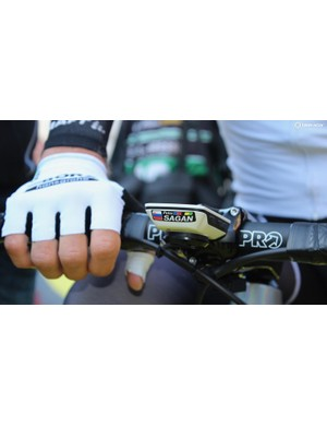 World champ Peter Sagan opts for the Garmin Edge 520