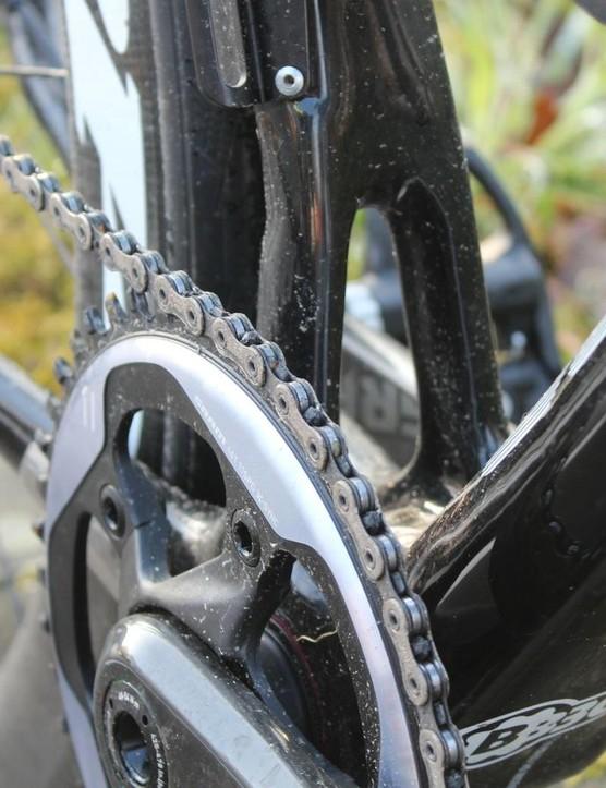 I was skeptical when handed a single-ring bike for the steep cobbled bergs of De Ronde van Vlaanderen Sportive