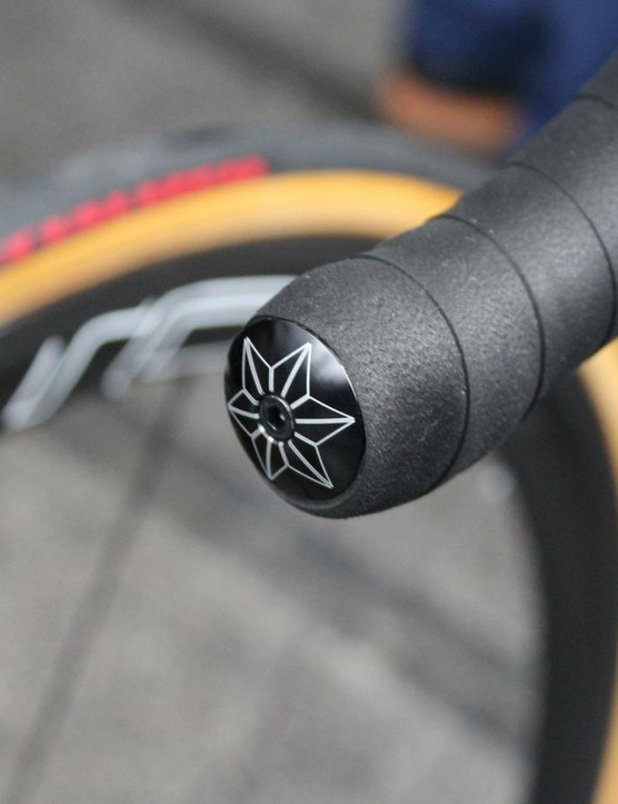 Supacaz handlebar tape is the company of Anthony Sinyard, son of Specialized founder Mike Sinyard