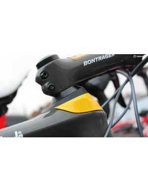 Front IsoSpeed is a brand new technology for Trek that the Wisconsin company says improves front end compliance by 10% without affecting handling
