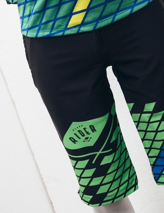 Flare's Enduro Shorts