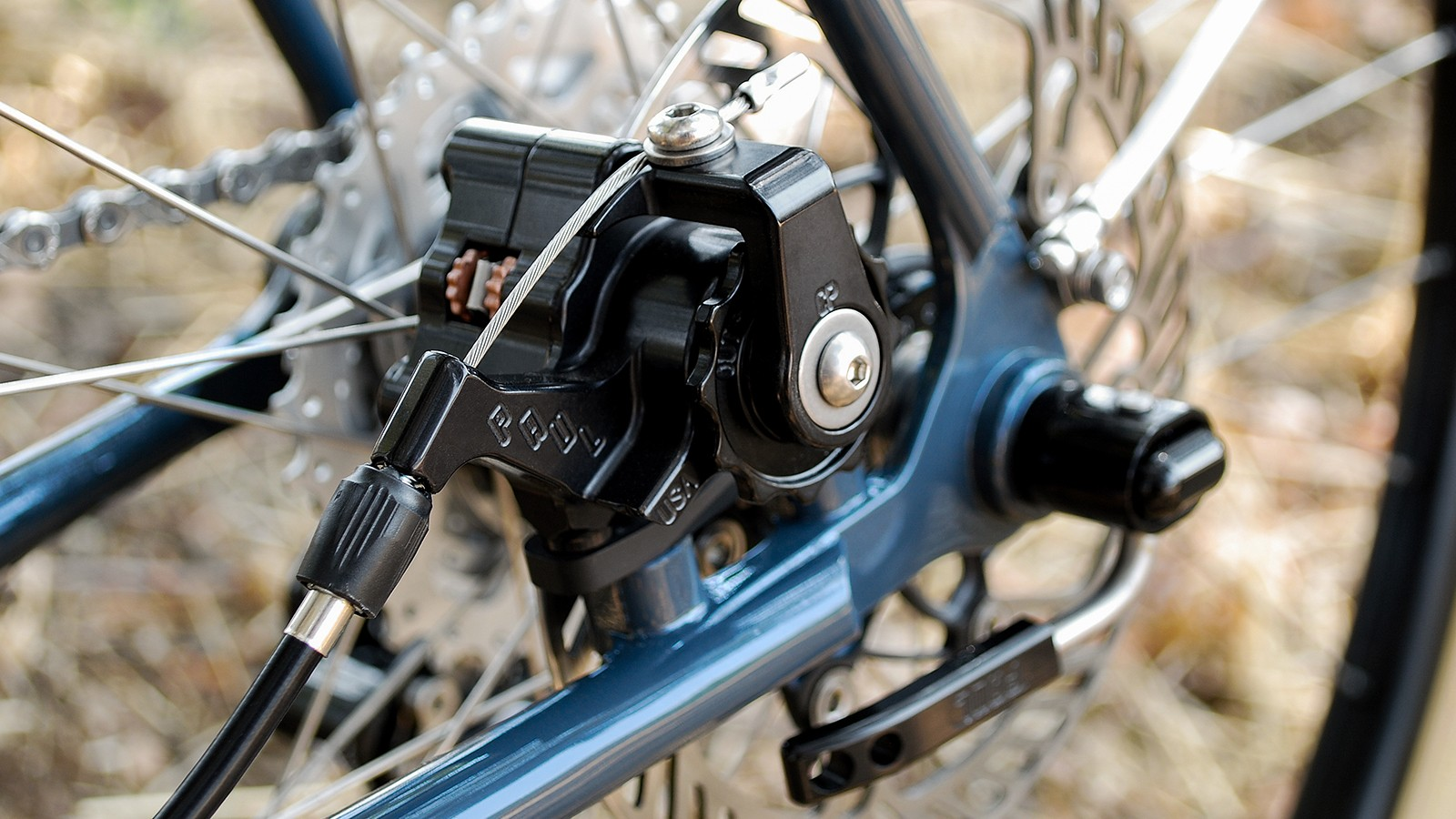 Add a touch of class to your ride with the Paul Klamper