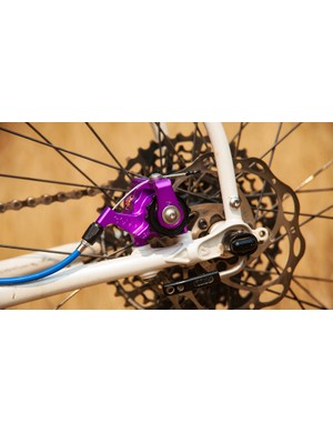 The Paul Klamper disc brake is now available in the flat-mount standard