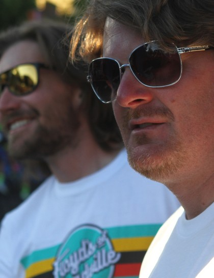 Floyd Landis is not only the owner but a consumer as well