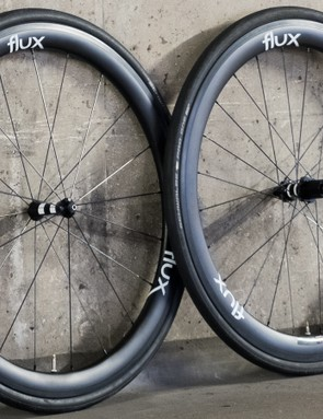 We've been riding the Flux 350R wheels for the last few months