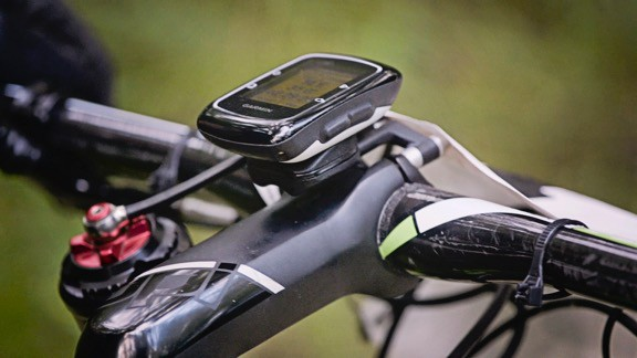 The FormMount can be flipped up for mountain biking