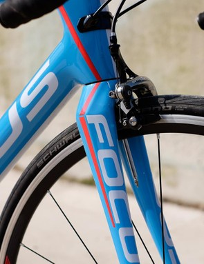 The Tektro brakes would be first on our list of upgrades