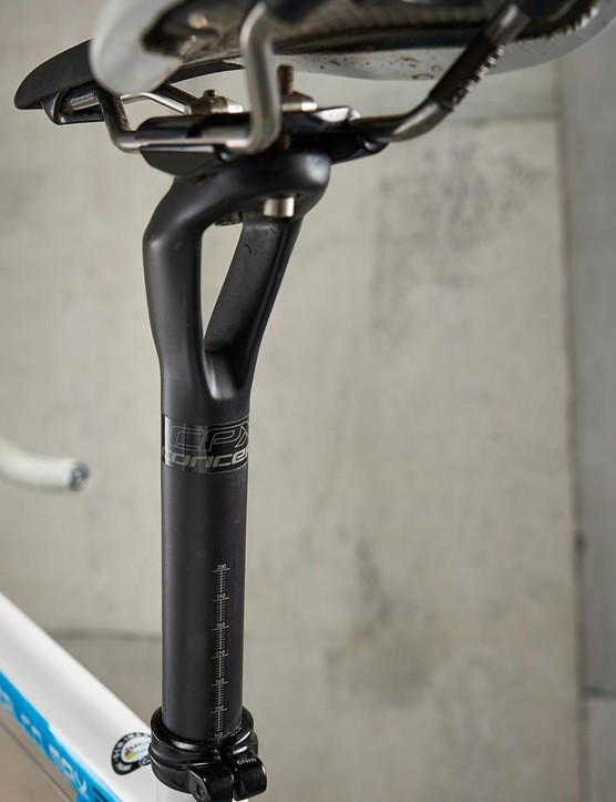 Doing the splits – the comfort-boosting seatpost