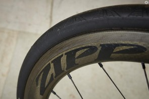 The Zipp 303 wheels are here in their Firecrest incarnation