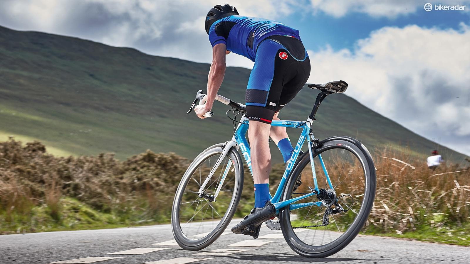 The Izalco Max is a genuinely great ride and we'd change nothing about the equipment