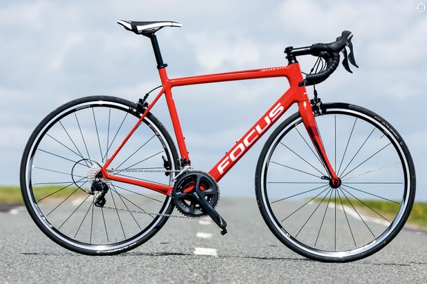 As a package, the Izalco Race looks and feels sorted