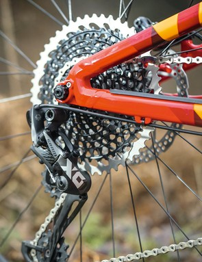 SRAM Eagle 12-speed transmission adds incredible value for a shop-bought bike
