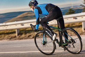 The Paralane is not a bike for high-speed, competitive endeavours