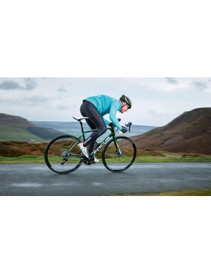 The longer you ride, the more the smoothness saves shoulders from vibration fatigue