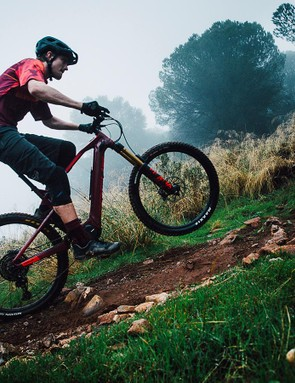 Shimano Steps helps you power up the climbs