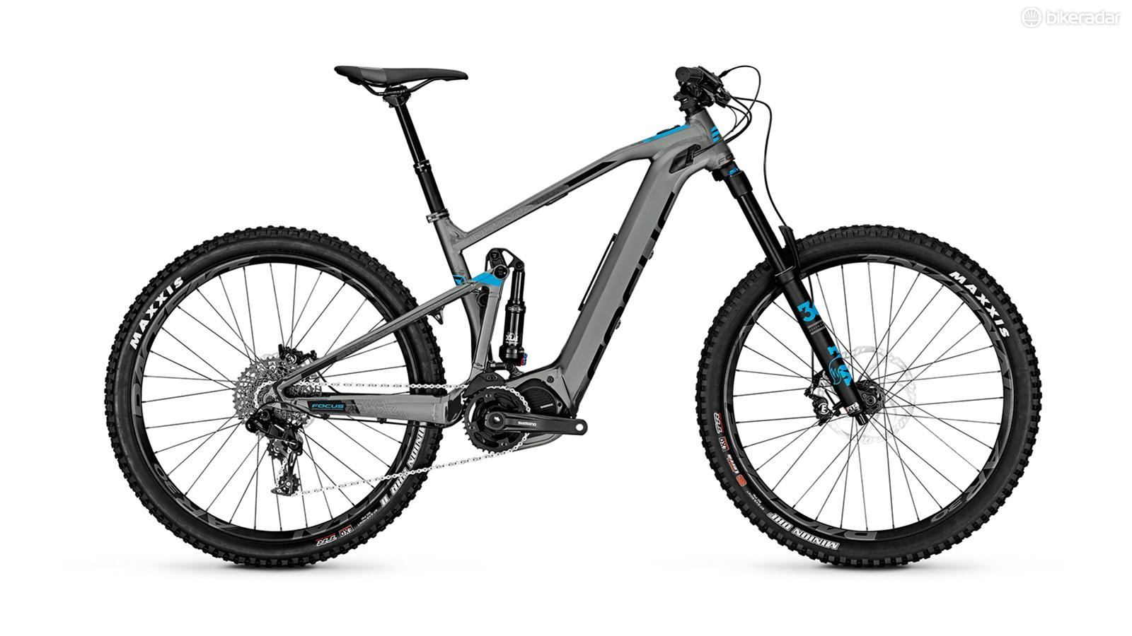 The mid-price Sam2 model saves over £2,000 over the Pro model