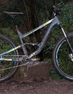 The Focus Vice Pro is the entry level bike of the range