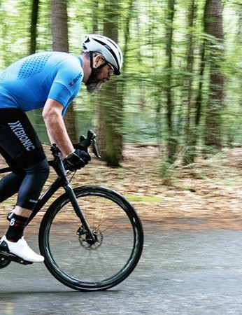 Our test ride on the Focus Paralane Ultegra took in tarmac, gravel, cobbles, and dirt
