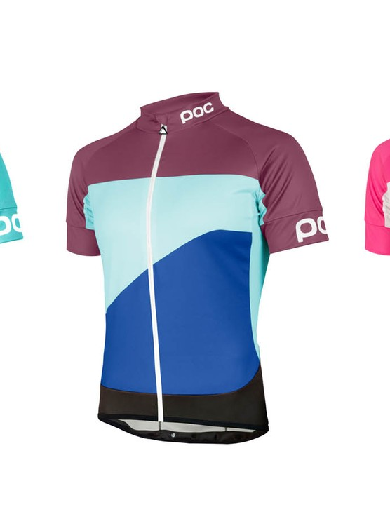 POC's new Fondo gradient jerseys celebrate the Passo dello Stelvio, Alpe d'Huez and Muur van Geraardsbergen