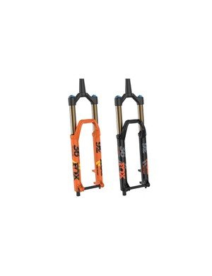 For 2019, Fox's 36 forks have a new GRIP2 damper sucking up the bumps