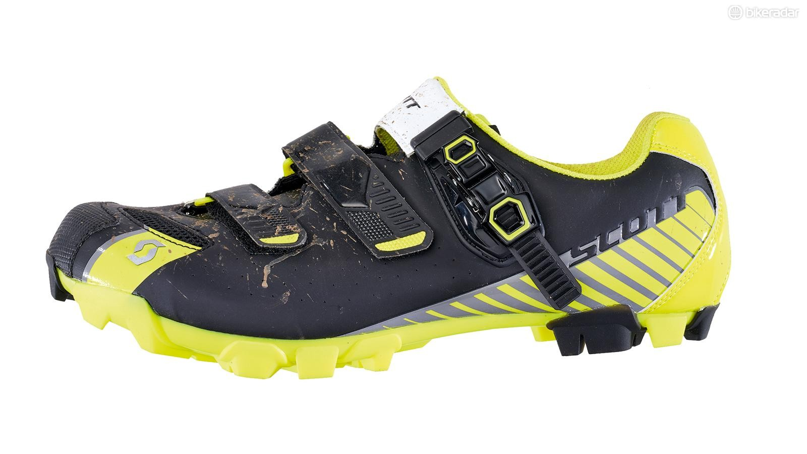 For the money, Scott's MTB Pro shoes are hard to beat