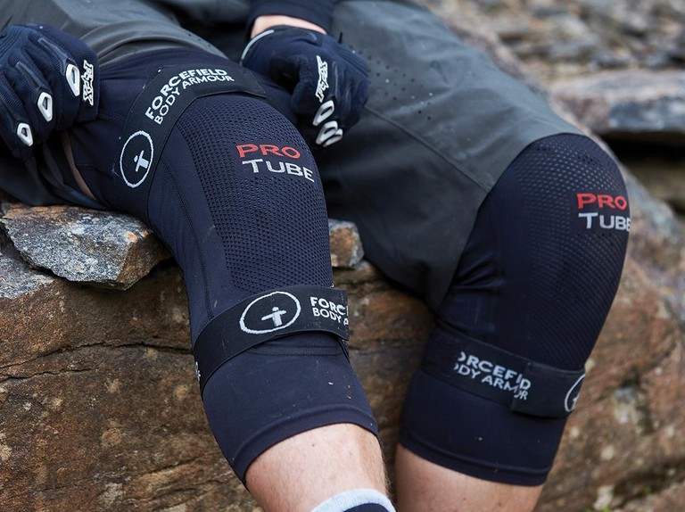 Forcefield Pro Tube X-V 1 knee pads review