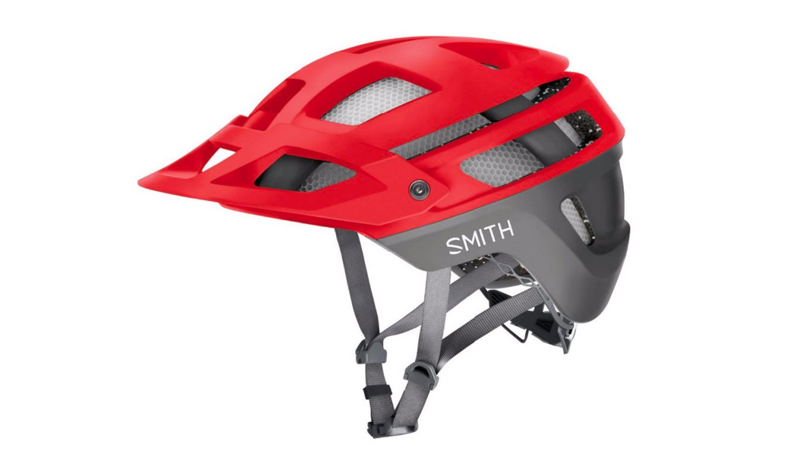 Smith has updated the Forefront trail helmet for 2018