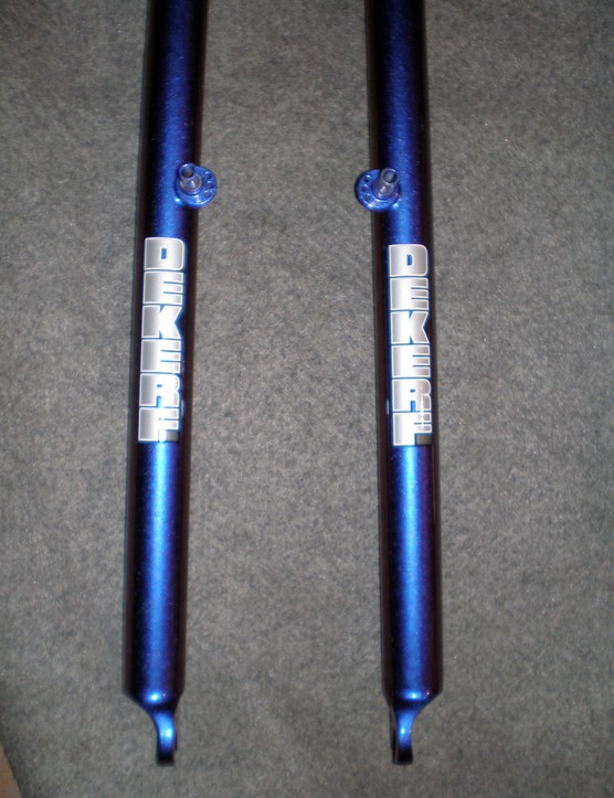Tuning Fork legs