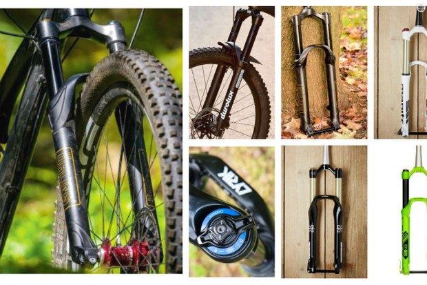 With new players entering the game, the level of trail and enduro suspension fork performance is higher than ever