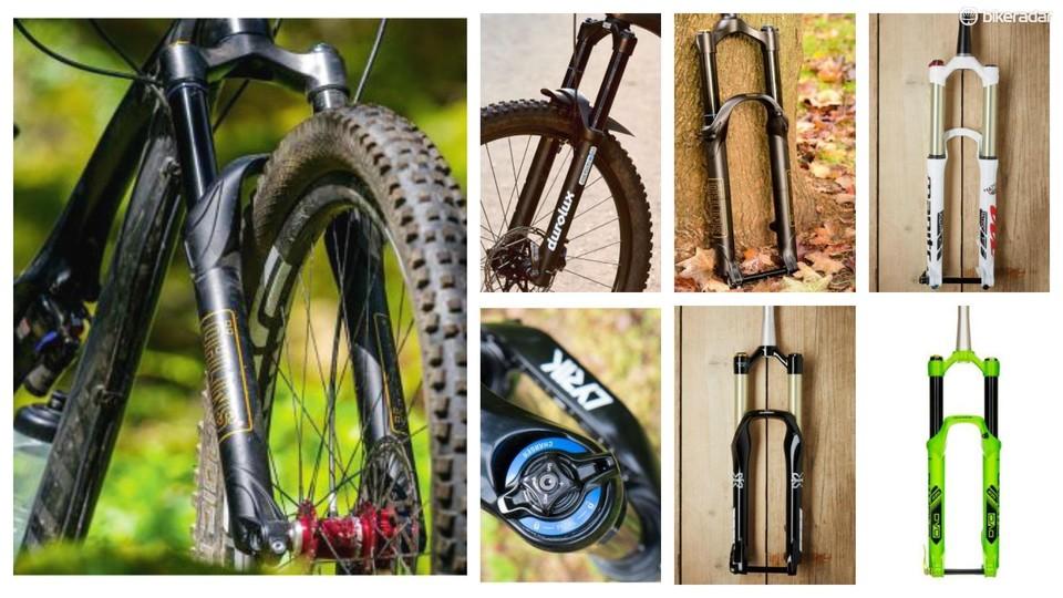 Best trail/enduro forks - BikeRadar