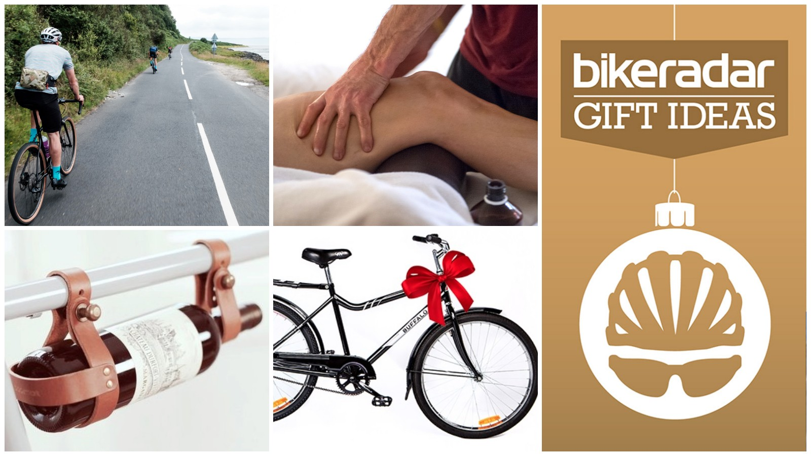 Cyclists are a tough bunch to buy for, here are some ideas for the rider who has everything