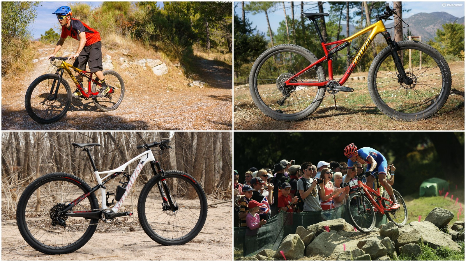 The evolution of the cross-country bike has been a strong example of the industry and UCI getting things right