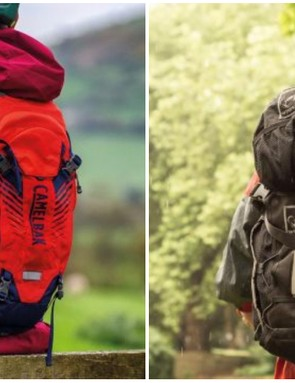 Here are BikeRadar's top hydration pack picks