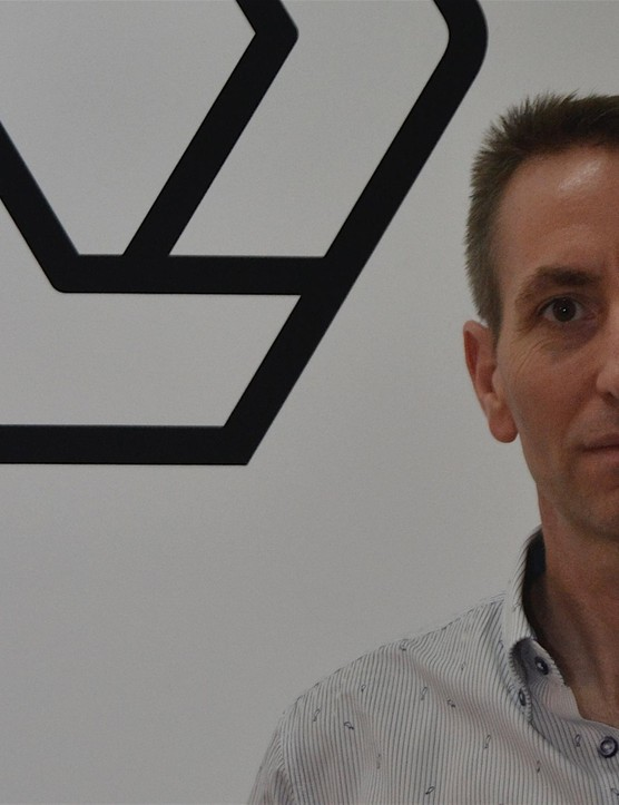 Mike Magur founded Verge 18 years ago following his pro racing career