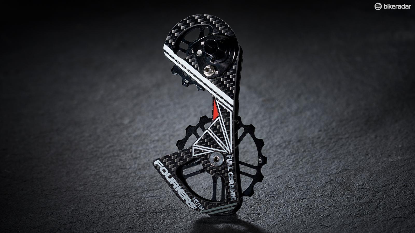 Fouriers Ceramic Rear Derailleur Cage