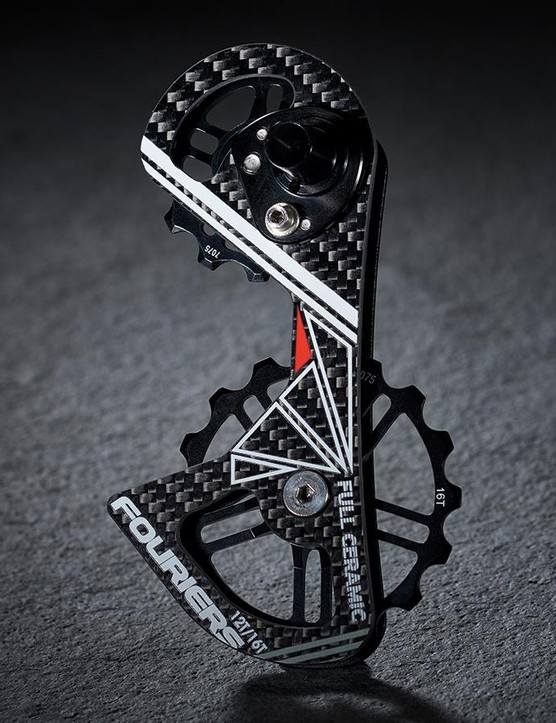 Fouriers Ceramic Rear Derailleur Cage