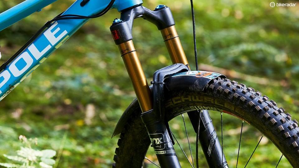 Fox 36 Float FIT4 Factory fork review - BikeRadar