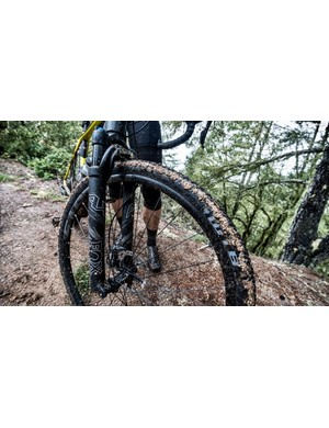 The latest Fox Adventure Cross (AX) creation - 40mm of travel in a re-purposed StepCast 27.5